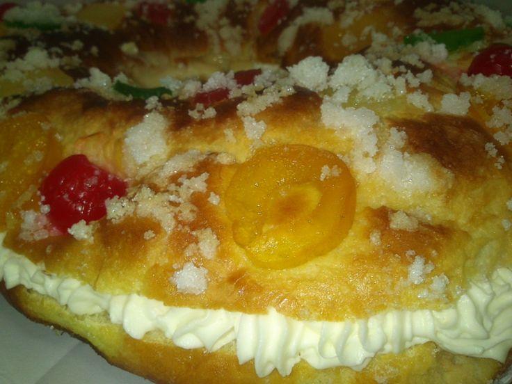 #receta de Navidad, No puede faltar el Día de Reyes el típico #Roscón.