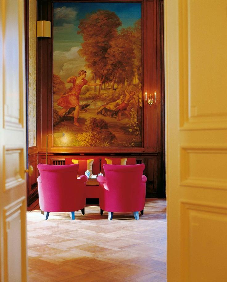 Tizian´s painting from Villa Rothschild Kempinski http://www.lhw.com/Hotel/Villa-Rothschild-Kempinski-Koenigstein-Germany
