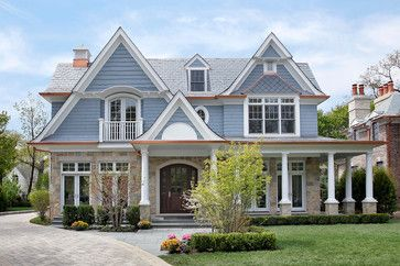 189 best Exterior Home Styles images on Pinterest | Exterior homes ...