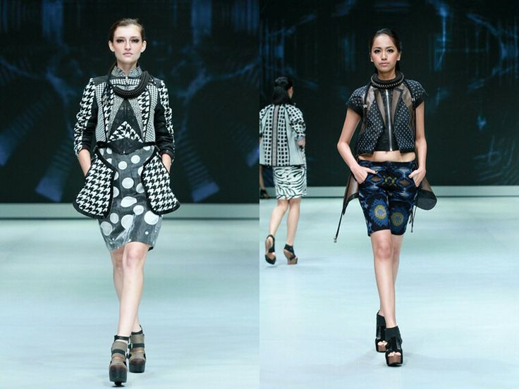 Indonesia fashion week 2012