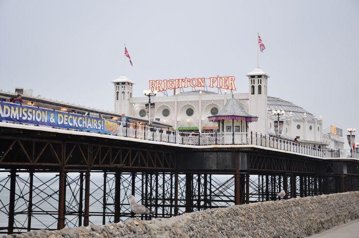 Une ville surprenante et pleine de charme à découvrir en Angleterre: Brighton!