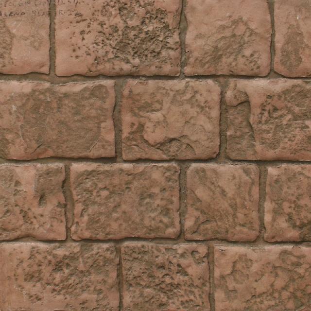 Stone Stamp Pattern Cobblestone Stamped Concrete