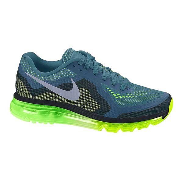 Sepatu Running Nike Air Max 2014 merupakan suatu kombinasi sempurna sebuah kenyamanan, support dan teknologi yang tercipta dalam satu sepatu running. Midsole dengan teknologi Air Max yang menawarkan energi dan sock yang baik pada setiap tekanan langkah yang menjadikan Air Max merupakan teknologi yang sedang banyak dicari dan digunakan.
