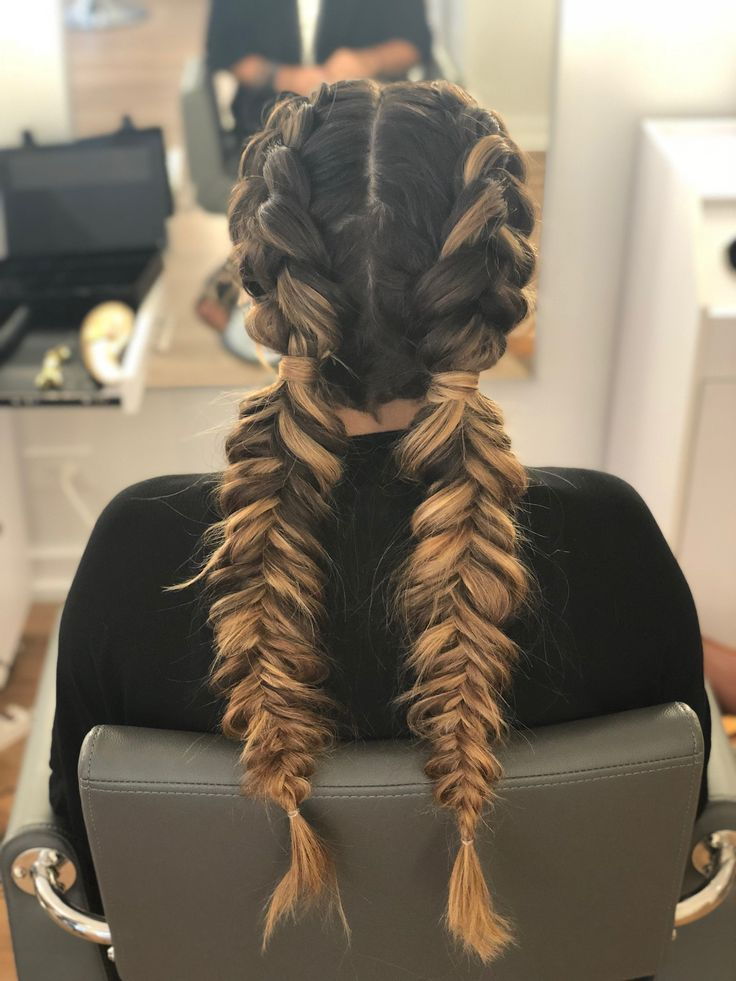 add some double dutch pigtails to your Lollapalooz…