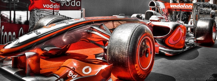 Formula 1 racing car !! by Mohan Masilamani #hdr #photography