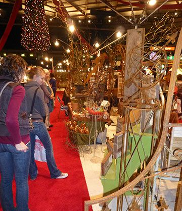Holiday Food And Gift Festival Tacoma