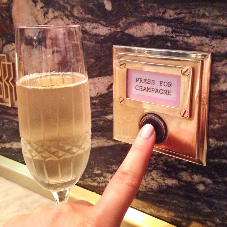 Social Media Assistant Jane has visiting Bob Bob Ricard on her list - if only to press this infamous button! <3