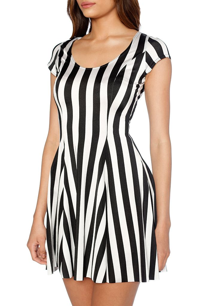Evil Referee Dress - LIMITED (WW ONLY $130AUD) by Black Milk Clothing