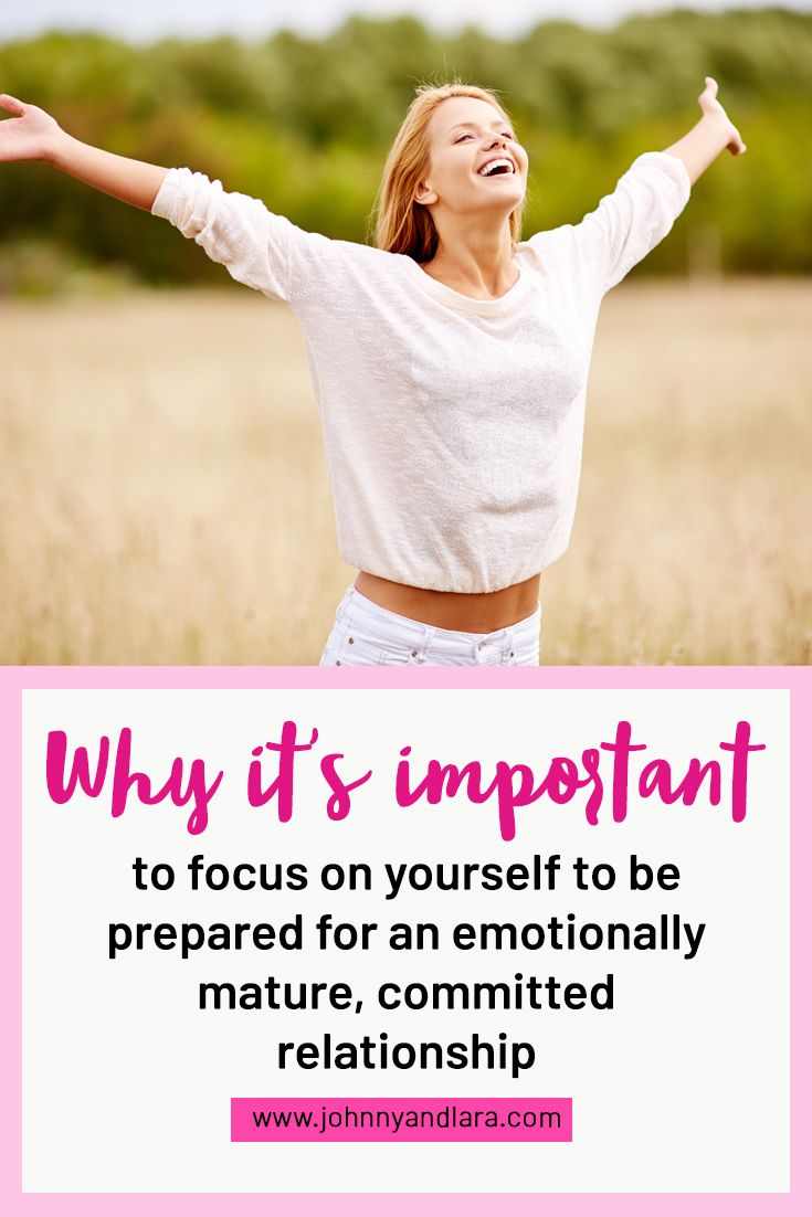 how to be emotionally mature in a relationship