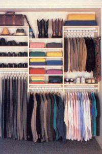 11 Ideas to Inspire Your Closet Makeover   GoodLifeOrganizing.net