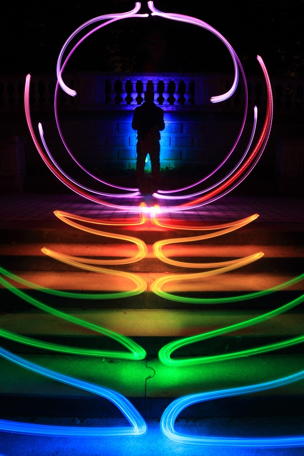 We are a holographic wave generator.