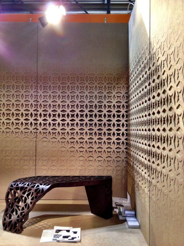 wall texture | http://saoromaomoveis.wordpress.com/2012/05/