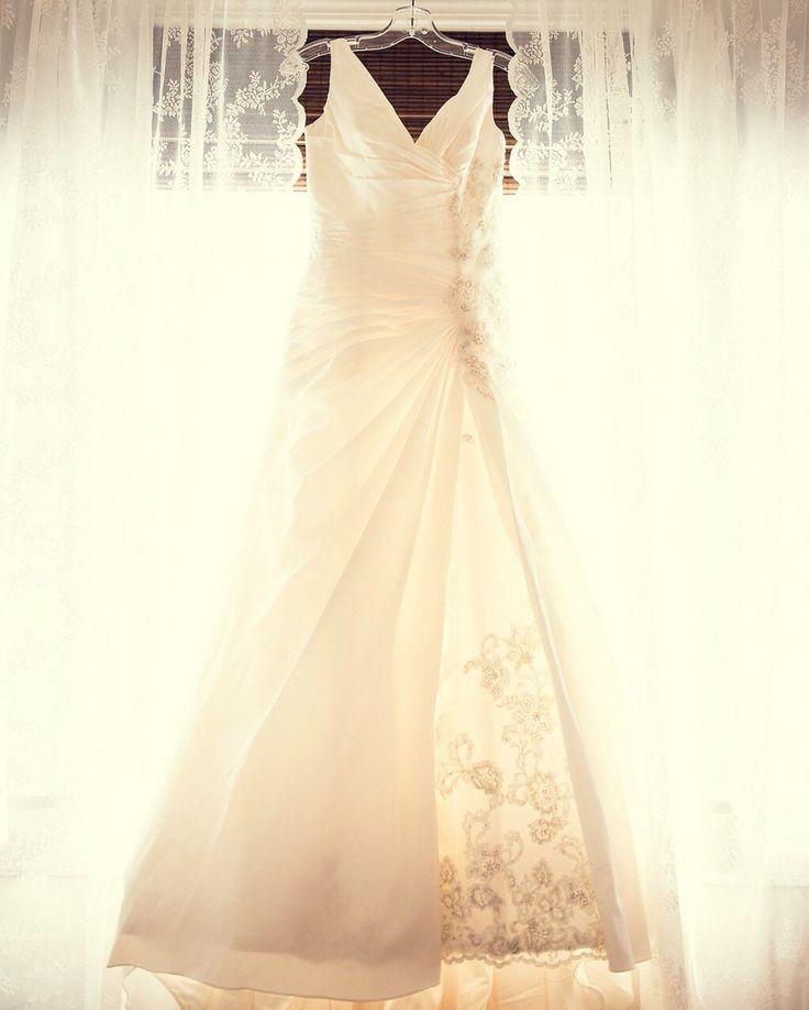 Finding A Wedding Dress Is Process