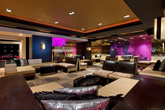 W Atlanta Midtown - Whiskey Park Crystal Lounge
