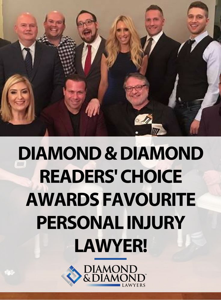 Personal injury law is all that they do and for over 30 years they have been helping victims of motor vehicle accidents and slip and falls. The lawyers at Diamond and Diamond are always there to answer your questions and ensure you are not victimized twice. Read more here.