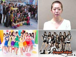 5 Sisi Gelap Dibalik Kehidupan Grup Idol Jepang