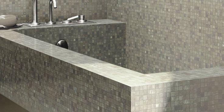 Vasche da bagno in muratura: design e praticità