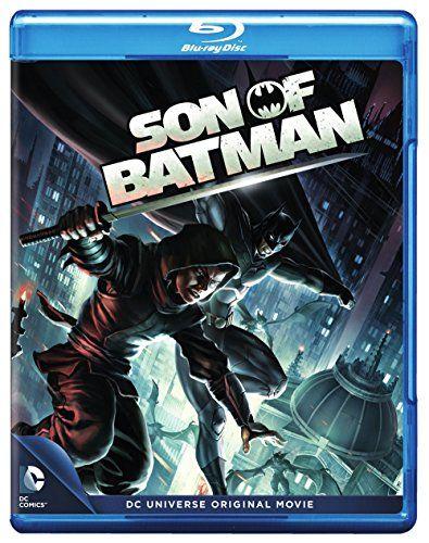 DCU: Son of Batman (Blu-ray) - http://moviesandcomics.com/index.php/2017/04/15/dcu-son-of-batman-blu-ray/