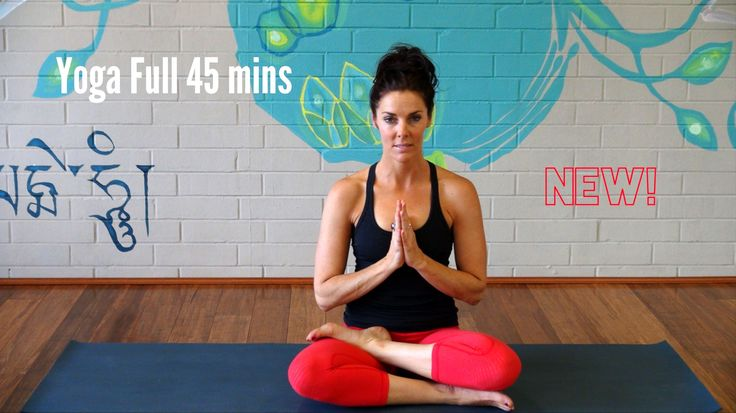 Crazy hard but awesome Yoga sequence. Get to practice balancing a lot!   Yoga Vinyasa Strong Flow - Full 45 minutes - Advanced