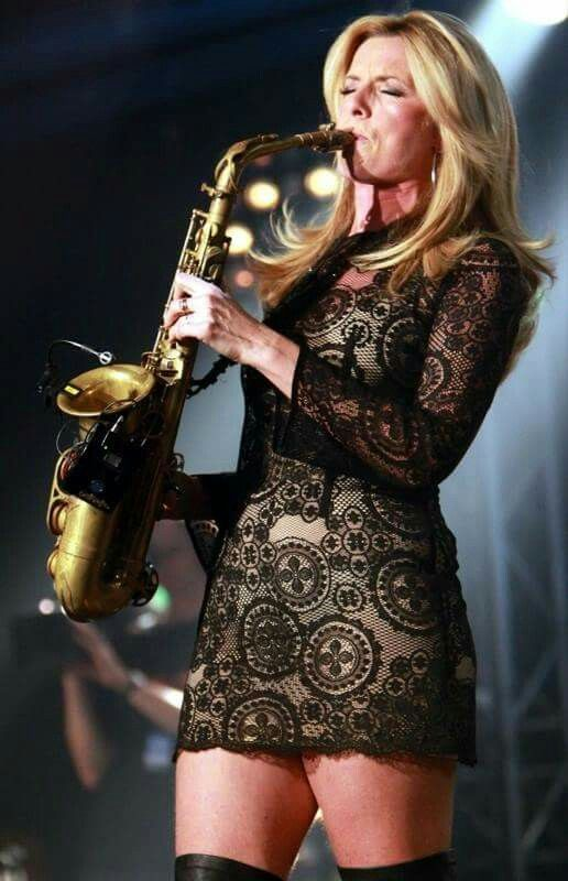 Candy Dulfer (Dutch Saxofonist)