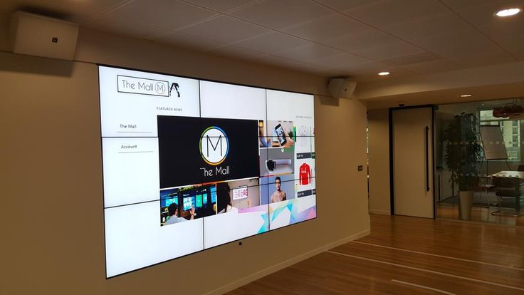 """Eoghan O Sullivan on Twitter: """"I'm pretty sure this is the biggest screen I'll ever get to demo @themallonxbox ! Beautiful - @NBAUK http://t.co/nD2jPnbD8f"""""""