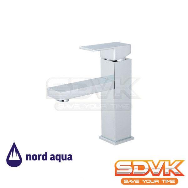 Фото Смеситель Nord Aqua Square SR-SQR-CR