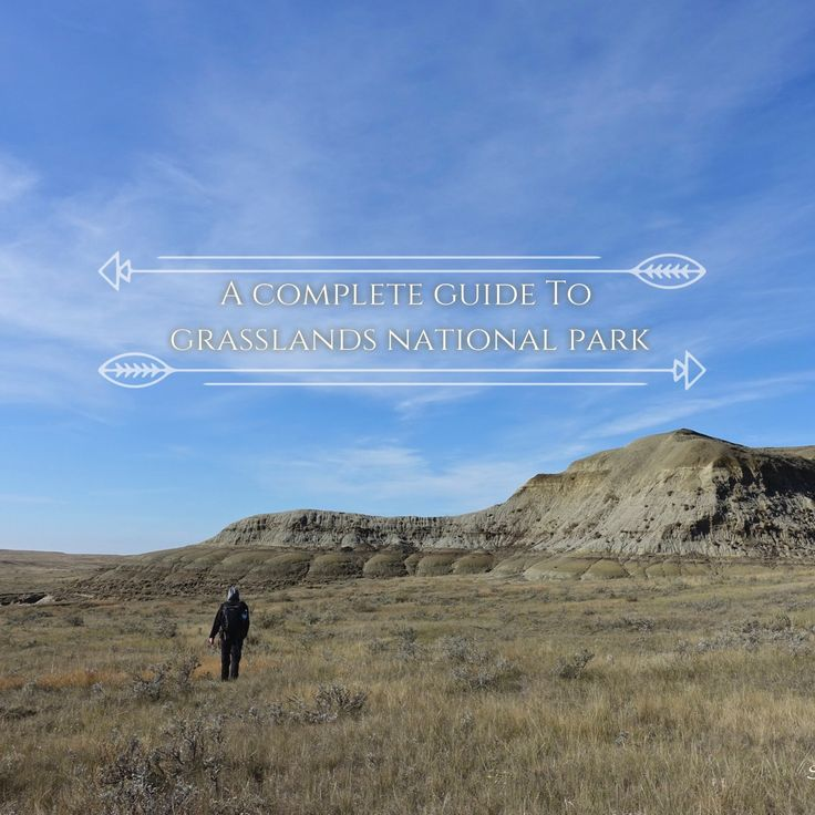 A complete guide to Grasslands National Park. We've included as such detail as we possibly can in the hope it will get you there sooner! How did you go about your ultimate Canadian road trip?