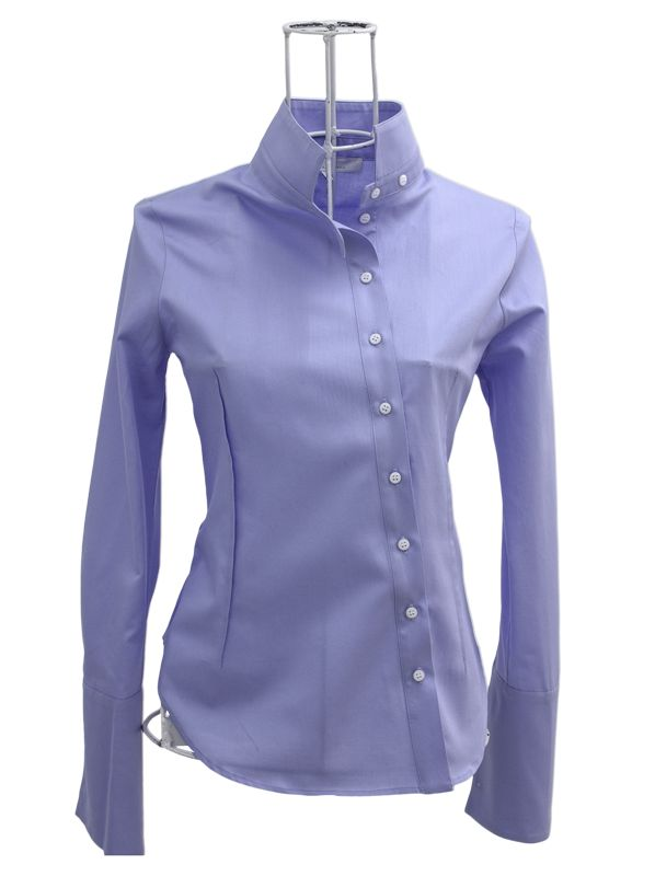 ken okada Chemise coton satin bleu ARTYhttp://shop.ken-okada.com/fr/okada-pur-chemise-femme-chic-coton/235-chemise-coton-satin-blanc-camille-ken-okada.html