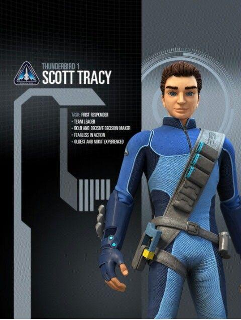 Scott from thunderbirds.com Thunderbirds are Go