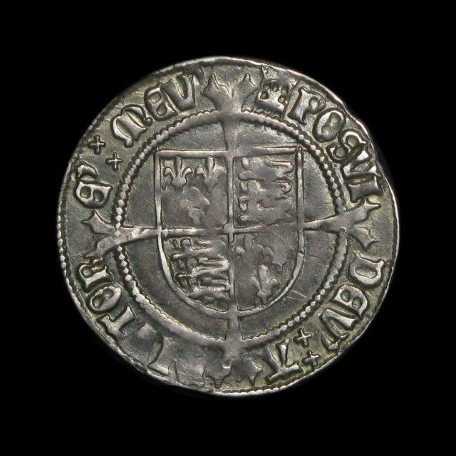 Henry VIII (1509-1547) - Silver Groat | AMR Coins