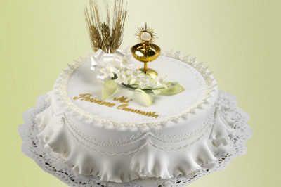 Lindos modelos de tortas para Primera Comunión | Fiesta101