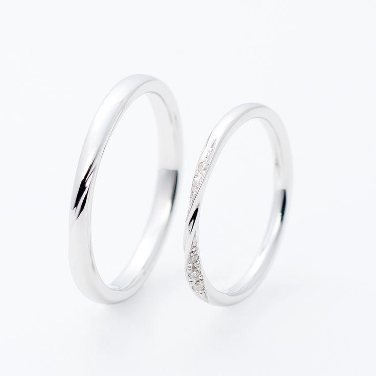 """結婚指輪""""シンプル""""   カンタービレ2"""
