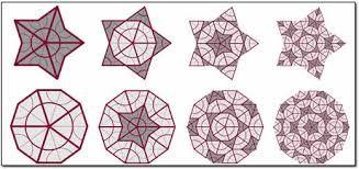 Resultado de imagem para desenhos simetricos
