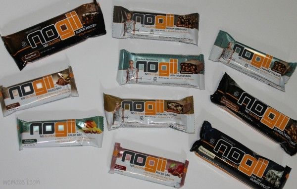 NoGii Gluten-Free products by Elisabeth Hasselbeck & Giveaway! - *