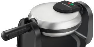 Black and Decker Brushed Stainless Steel Belgian Waffle Maker Review