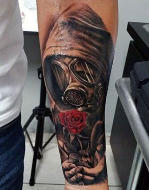 arm tattoos for men - photo #38
