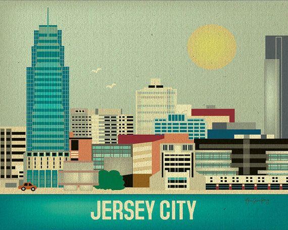 #JerseyCity