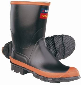 Red Band Gumboots - Womens/Youth.  Yes gumboots!!!! Very handy :-)
