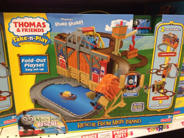17 Best Images About Thomas Take N Play On Pinterest