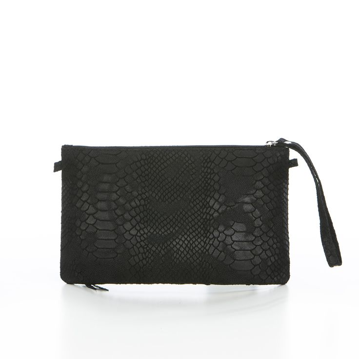 Anna Morellini clutch. Kan købes hos Fashionbags Copenhagen på Fairoffer.dk Tjek alle Anna Morelini tasker på fairoffer.dk