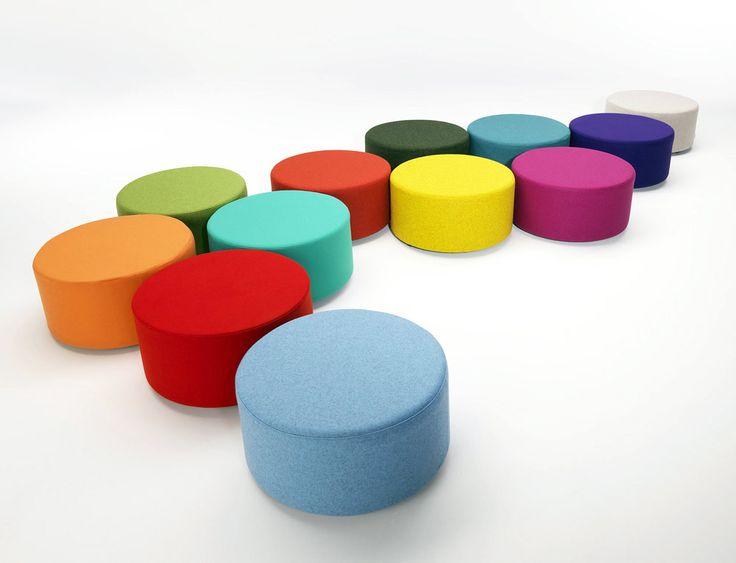 Immagini di oggetti di design rotondi | Hula Hoop, Stefano Giovannoni, Paolo Castelli, 2008 | #designbest