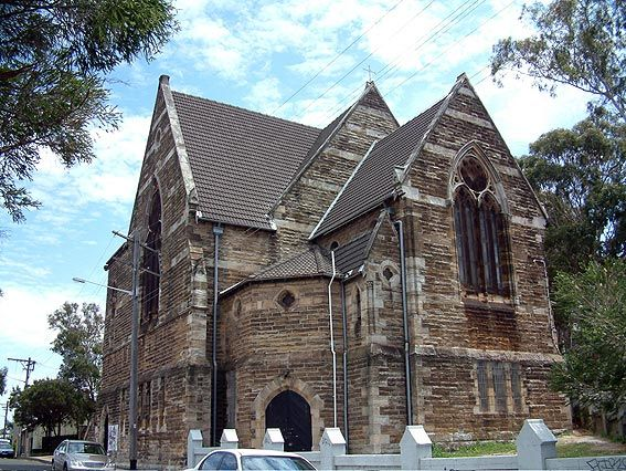 St Josephs Catholic Church Newtown Sydney