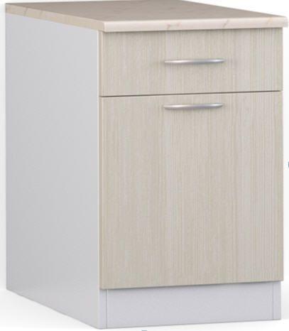 Кухонный шкаф напольный «Дача» (1 ящик) 40 см