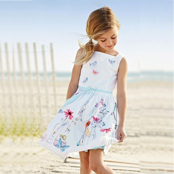 Summer Beach Dress – Poppatosh