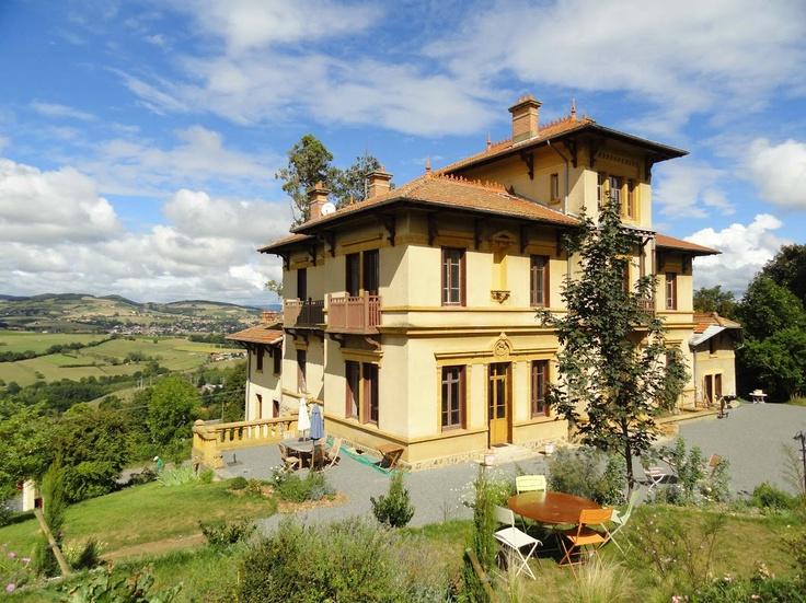 9 best images about maisons d 39 h tes rh ne alpes on for Maison prefabriquee rhone alpes