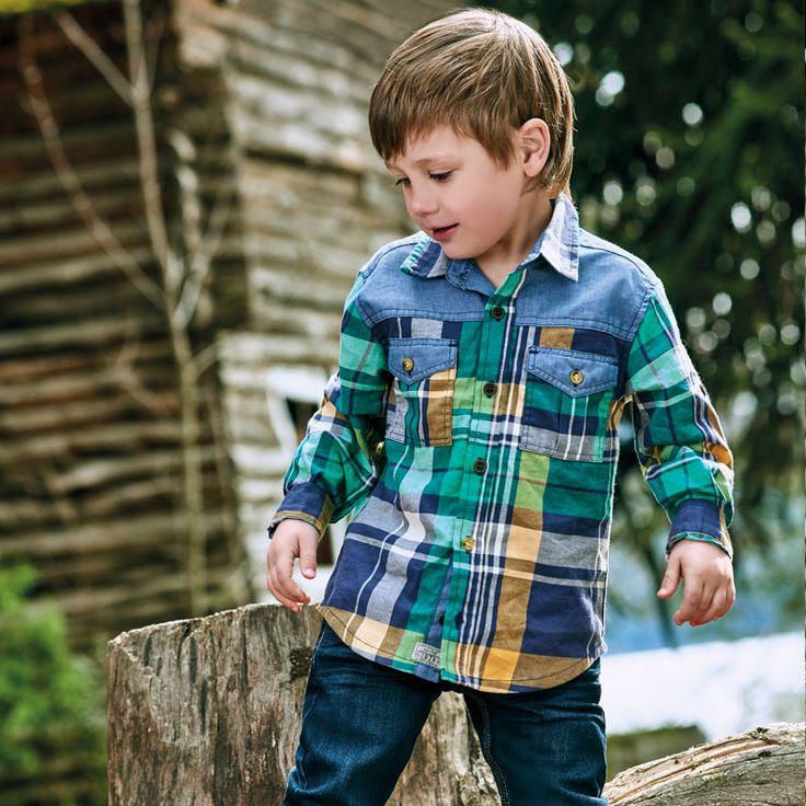 Looks llenos de actitud vaquera para niño <<< #CowBoy @OFFCORSS