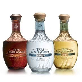 One of the very proudest accomplishments of the Sauza family, Tres Generaciones® is the result of three generations of hard work, wisdom, skill, passion and courage—a super premium tequila, triple distilled for superior smoothness, to be enjoyed neat, on the rocks, or in a selection of sophisticated cocktails.