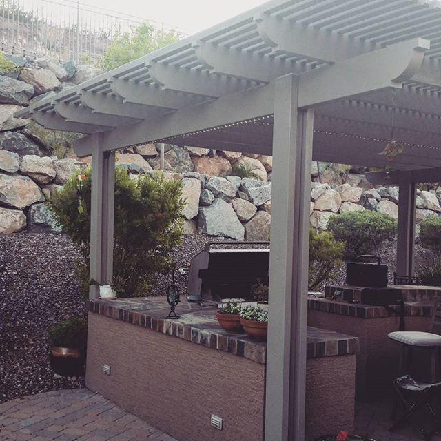 66 best lattice patio cover images on pinterest lattice patio