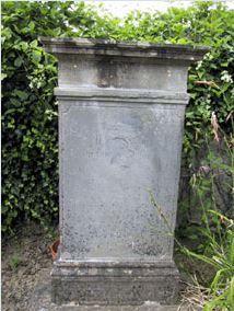 Tomb of Vincent de Fleury