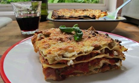 How to cook the perfect vegetable lasagne